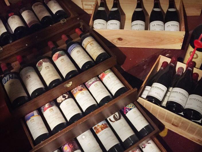 Rinaldi Al Quirinale-Wine Cellar